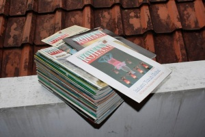 Majalah Rohani, majalah kaum religius berjubah.